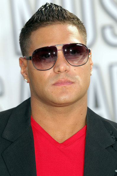 ronnie on jersey shore. Jersey Shore#39;s Ronnie Ortiz