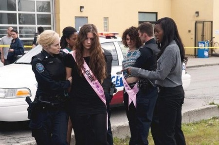 "Rookie Blue Recap: Season 3 Episode 4 Girls' Night Out"" 6/28/12"