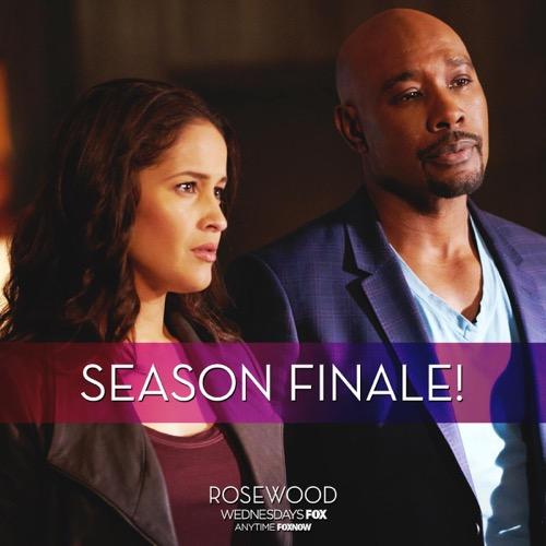 """Rosewood Finale Recap 5/25/16: Season 1 Episode 22 """"Badges & Bombshells"""""""