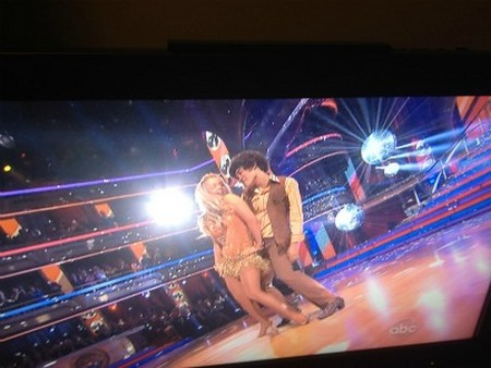 Roshon Fegan Dancing With The Stars Viennese Waltz Performance Video 4/9/12