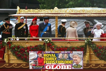 Royal Family Feud Explodes During Diamond Jubilee (Photo) 0613