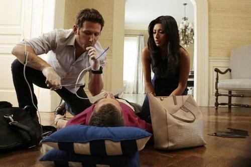 "Royal Pains Recap 7/8/13: Season 6 Episode 5 ""Goodwill Stunting"""