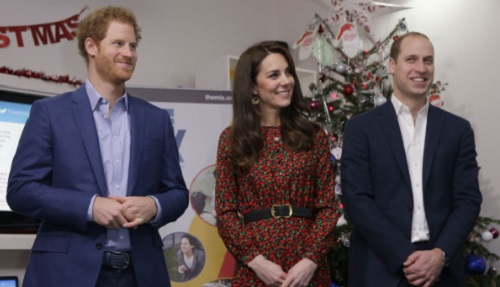 Prince Harry And Meghan Markle Oust Prince William And Kate Middleton as Most Popular Royals