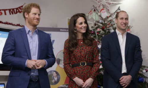 Kate Middleton Fears Prince Harry's Girlfriend Stealing Her Spotlight - Meghan Markle Named 'Most Googled Actress of 2016'