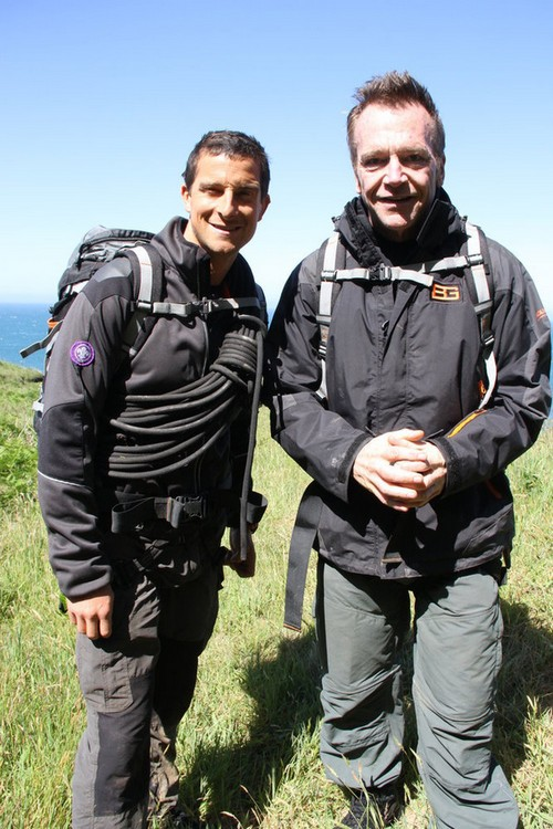 "Running Wild with Bear Grylls Detailed Recap ""Tom Arnold"": Season 1 Episode 4"
