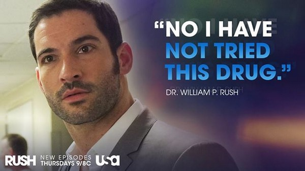 "Rush Recap 8/28/14: Season 1 Episode 7 ""Because I Got High"""