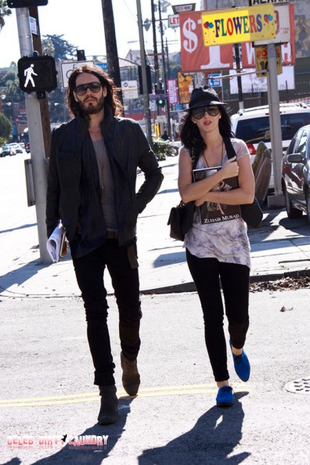 Russell Brand Divorced Katy Perry Because She Bored Him Sexually