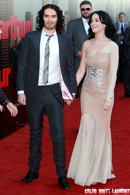 Russell Brand Dumped Katy Perry Over Substance Abuse Issues