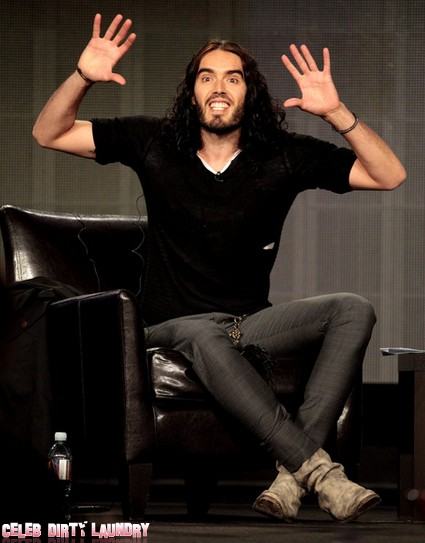 Russell Brand Says He Is 'Quite Well' Without Katy Perry