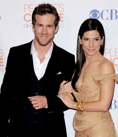 Sandra Bullock And Ryan Reynolds To Adopt A Baby - Good On Them
