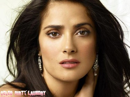 Salma Hayek To Receive Knighthood