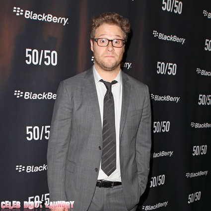 Seth Rogen Says He's A Productive Stoner