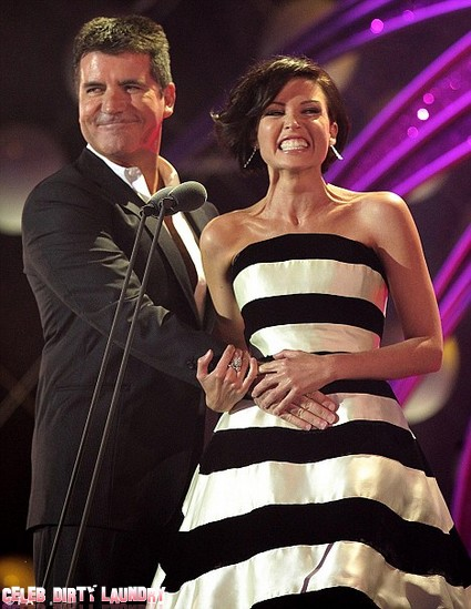 Simon Cowell Slept With Judge On The UK X Factor