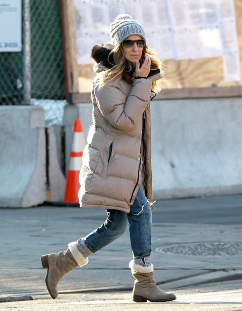 Did Sarah Jessica Parker's Assistant, Leslie Lopez, Steal Sunglasses in Norway For SJP?