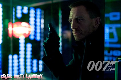 First Official Picture Of Daniel Craig In Skyfall (Photo)