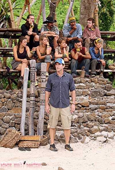 Survivor: South Pacific Season 23 Episode 10 'Running The Show' Recap 11/16/11