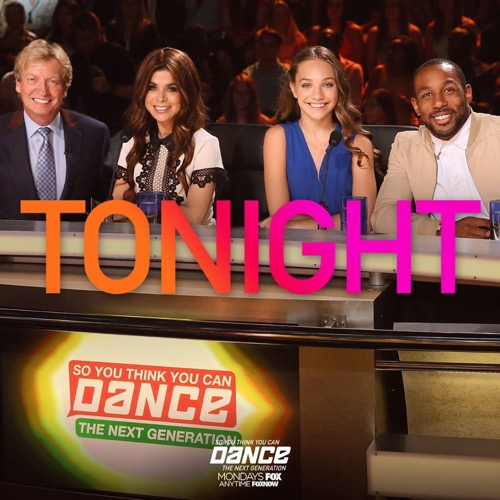 """So You Think You Can Dance Recap 7/25/16: Season 13 Episode 8 """"The Next Generation: Top 9 Perform + Elimination"""""""