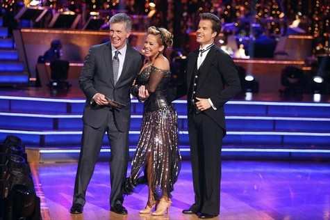 Sabrina Bryan Dancing With the Stars All-Stars Paso Doble Performance Video 10/8/12