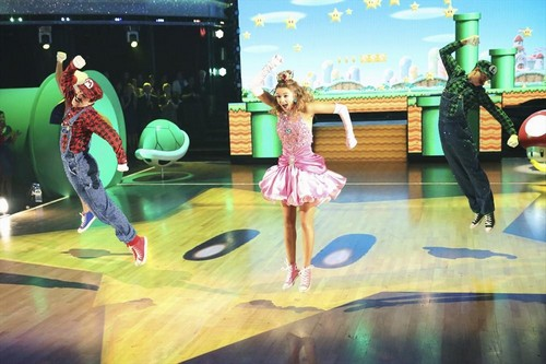 Sadie Robertson & Mark Ballas Dancing With the Stars Samba/Quickstep Fusion Video Season 19 Grand Finale #DWTS