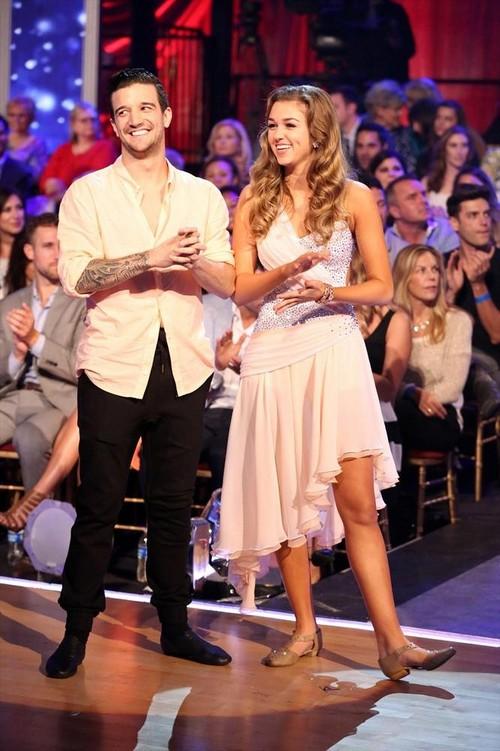 Sadie Robertson & Mark Ballas Dancing With the Stars Paso Doble Video Season 19 Week 7 #DWTS