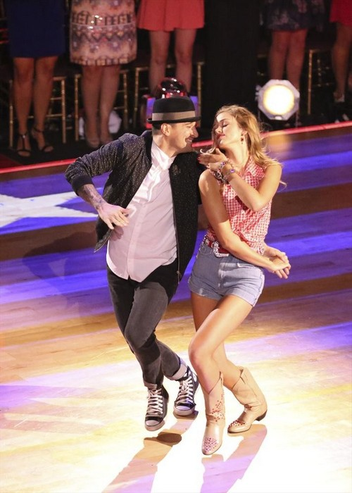 Watch Sadie Robertson & Mark Ballas Perform The Viennese Waltz: Dancing With the Stars Video Season 19 Week 3