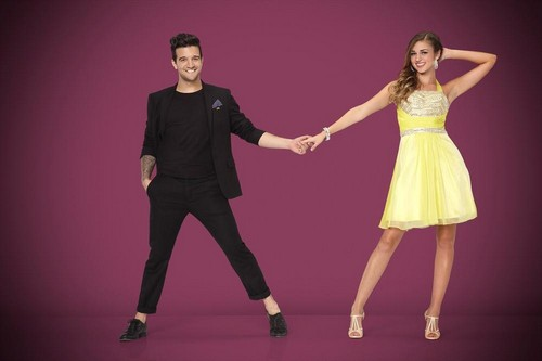 Sadie Robertson Dancing With the Stars Cha Cha Cha Video Season 19 Premiere 9/15/14 #DWTS
