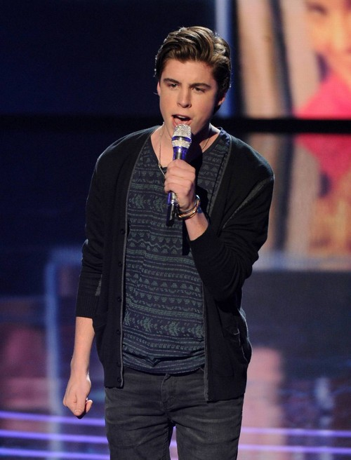 "Sam Woolf American Idol ""Sail Away"" Video 4/16/14 #IdolTop7"