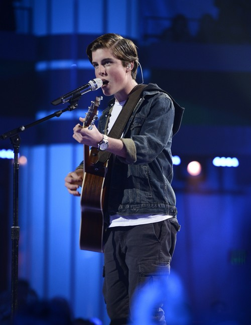 "Sam Woolf American Idol ""Unwell"" Video 2/26/14 #IdolTop13"