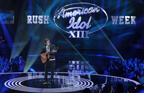 "Sam Woolf American Idol ""Just One"" Video 3/5/14 #IdolTop12"