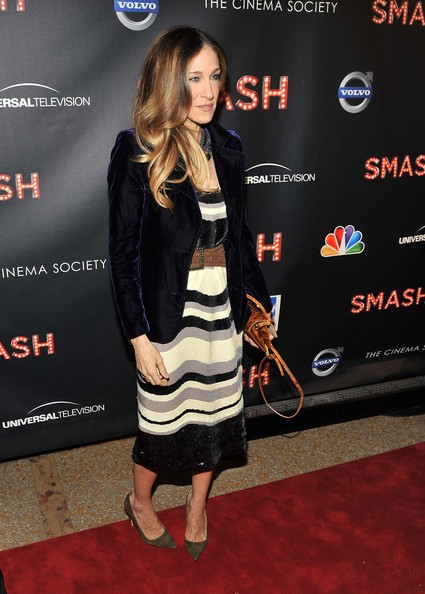 Sarah Jessica Parker To Replace Demi Moore In Lovelace