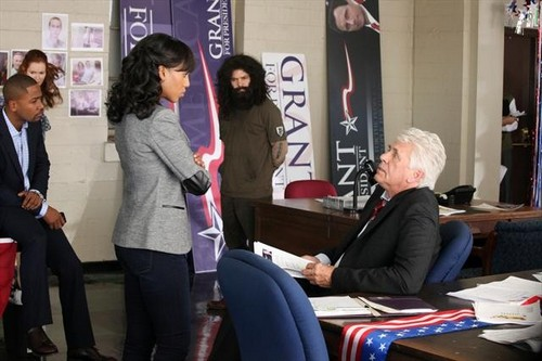 COLUMBUS SHORT, DARBY STANCHFIELD, KERRY WASHINGTON, GUILLERMO DIAZ, BARRY BOSTWICK