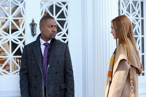 COLUMBUS SHORT, DARBY STANCHFIELD