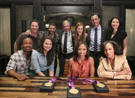 "Scandal Season 2 Premiere ""White Hat's Off"" Recap 9/27/12"