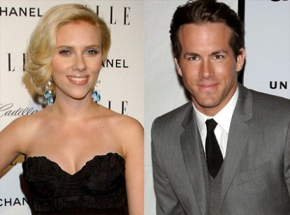 Ryan Reynolds and Scarlett Johansson Have Separated