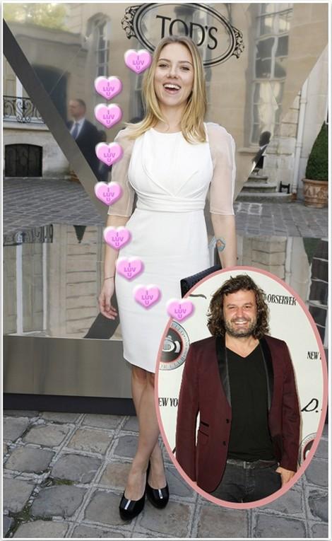 Meet Scarlett Johansson's New Boyfriend: Domingo Zapata