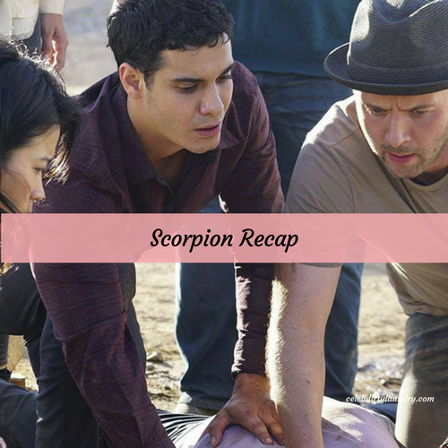 "Scorpion Recap 3/20/17: Season 3 Episode 20 ""Broken Wind"""