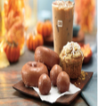DUNKIN DONUTS' PUMPKIN SPICE COFFEES ARE HERE