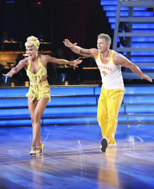 Sean Lowe Dancing With the Stars Cha Cha Cha Video 4/1/13