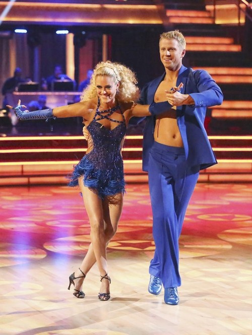 Sean Lowe Dancing With the Stars Rumba Video 4/29/13
