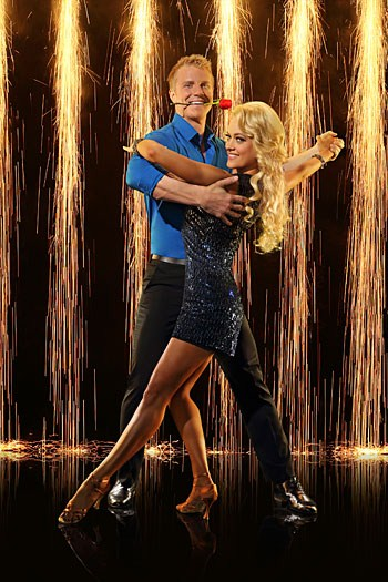 Sean Lowe Dancing With the Stars Foxtrot Video 3/18/13