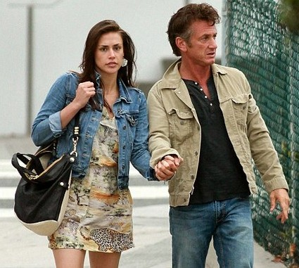 Sean Penn Already Hooked Up With New Girlfriend
