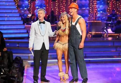 Sean Lowe Dancing With the Stars Viennese Waltz Video 4/8/13