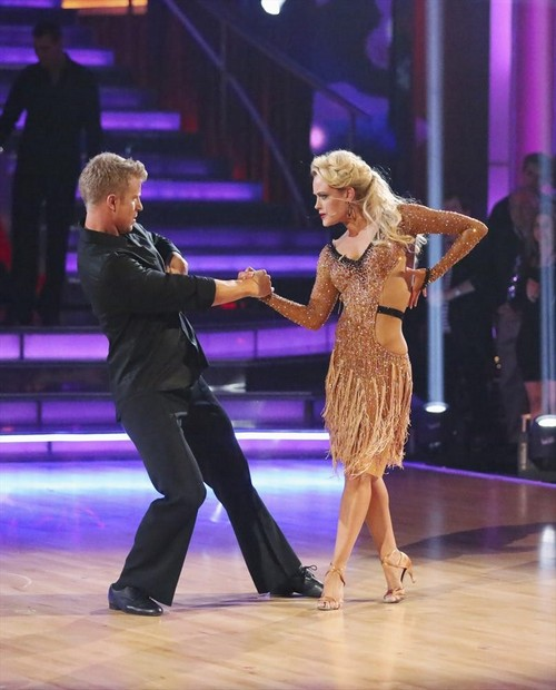 Sean Lowe Dancing With the Stars Jazz Trio Dance Video 5/6/13