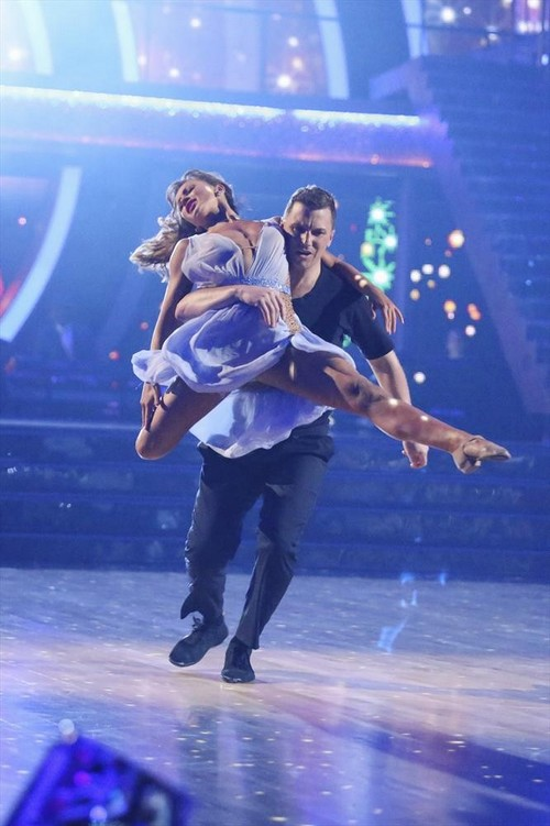 Sean Avery Dancing With the Stars Salsa Video 3/24/14 #DWTS