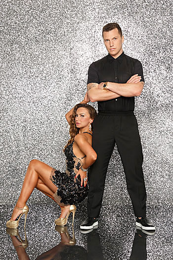 Sean Avery,Karina Smirnoff, Dancing With The Stars