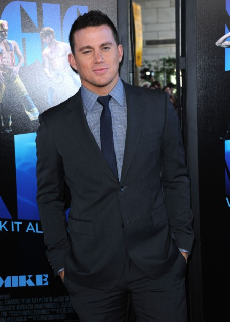 See Channing Tatum Before He Became Hollywood's Golden Boy (Photo) 0917