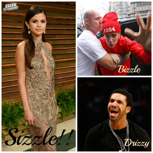 Drake and Justin Bieber Fight Over Selena Gomez - Feud Between Drizzy and Bizzle Sizzles