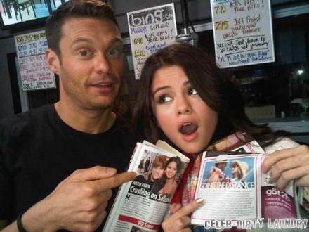 Ryan Seacrest Has Crush On Selena Gomez, Will They Start Dating?