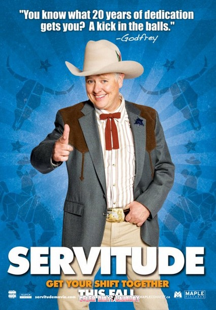 Giveaway: Want To Go See The Premiere Of SERVITUDE July 28th, 2011!