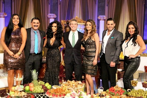 "Shahs of Sunset RECAP 11/5/13: Season 3 Premiere ""Only Guilty Men Bring Flowers"""